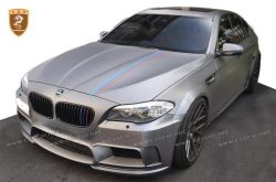 BMW 5 series F18 HAMANN wide body kits
