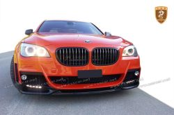 BMW 7 LUMMA body kits