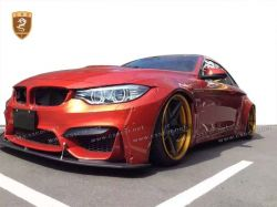 BMW M4 F82 LB wide FRP body kits