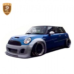 BMW MINI R56 LB wide FRP body kits