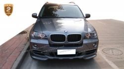 BMW X5 E70 HAMANN small body kits