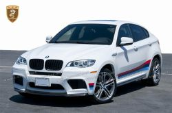 BMW X6(E71) X6M narrow body kits