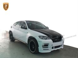BMW X6(E71) HAMANN narrow body kits