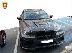 BMW X6(E71) X6M hamann EVO body kits