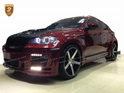 BMW X6(E71) HAMANN wide body kits