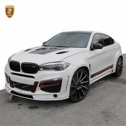 2015-2016 BMW X6(F16) LUMMA FRP body kits
