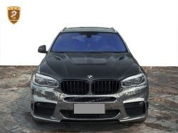 2015 BMW X6(F16) HAMANN narrow body kits