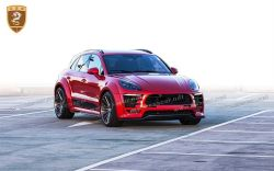 PORSCHE MACAN PD wide FRP body kits