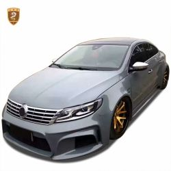 Volkswagen CC CSS wide FRP body kits