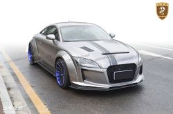 AUDI TT CSS wide FRP+CF body kits
