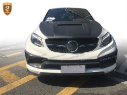 Benz GLE COUPE LUMMA wide body kits