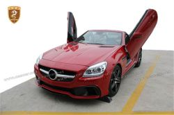 Benz SLK WALD body kits 2