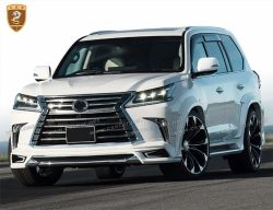 2016 Lexus LX570 WALD body kits
