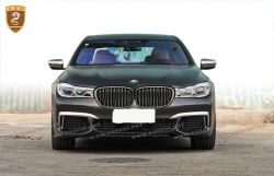 BMW 7 series 760 M body kits