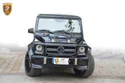 Benz G500 Brabus wide body kits