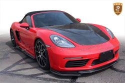PORSCHE 718 cayman-boxster carbon body kits