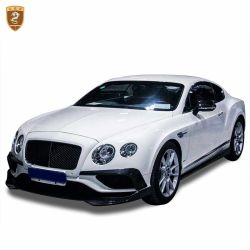 Bentley GT STARTECH carbon fiber body kits