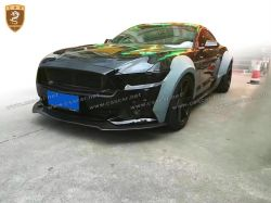 Ford Mustang WCD wide body kits
