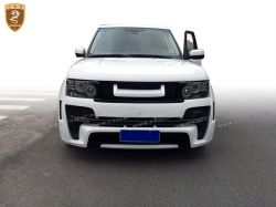 LAND ROVER Range rover Vogue old to new HAMANN body kits