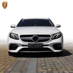 2017 Benz E W213 AMG body kit