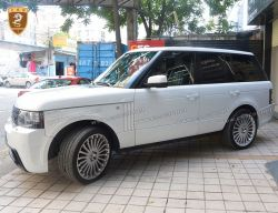 2010-2012 ROVER Range rover Vogue KAHN body kits