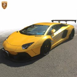 Lamborghini LP700 LB wide body kits