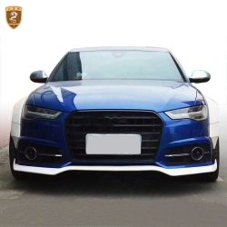 AUDI A6 LB wide body kits