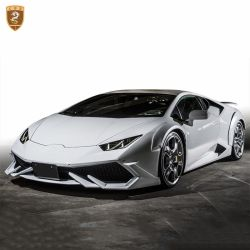 Lamborghini huracan LP610 LP580 wide body kits