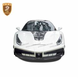 Ferrari 488 GTB MISHA body kits